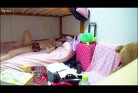 思春期制服娘のビンカンマ○コ・女子寮オナニー隠し撮り Vol.08